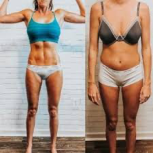 Weight loss results from SB Nutrition